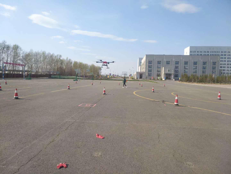 多旋翼超视距驾驶员培训