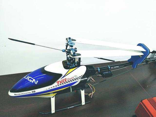 无人直升机视距内驾驶员培训