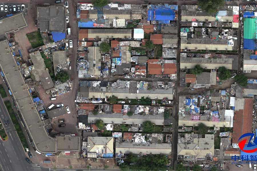 宽城区旧城区改造项目