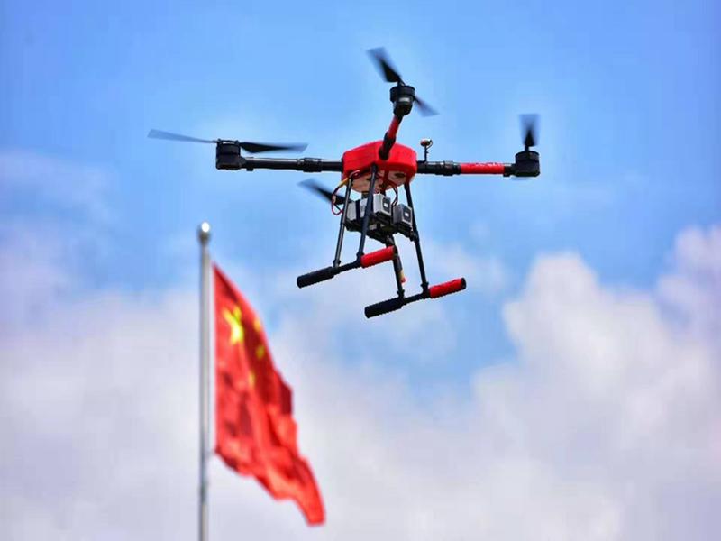 考试训练无人机