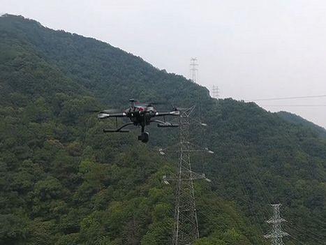 无人机电力巡检
