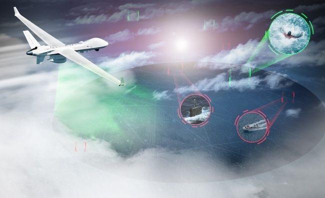 """海上卫士""""无人机将集成""""浪花""""海事雷达"""