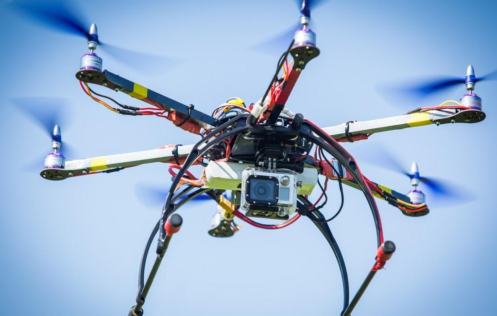 关于无人机课程的详细解答,想了解的赶紧进来吧!