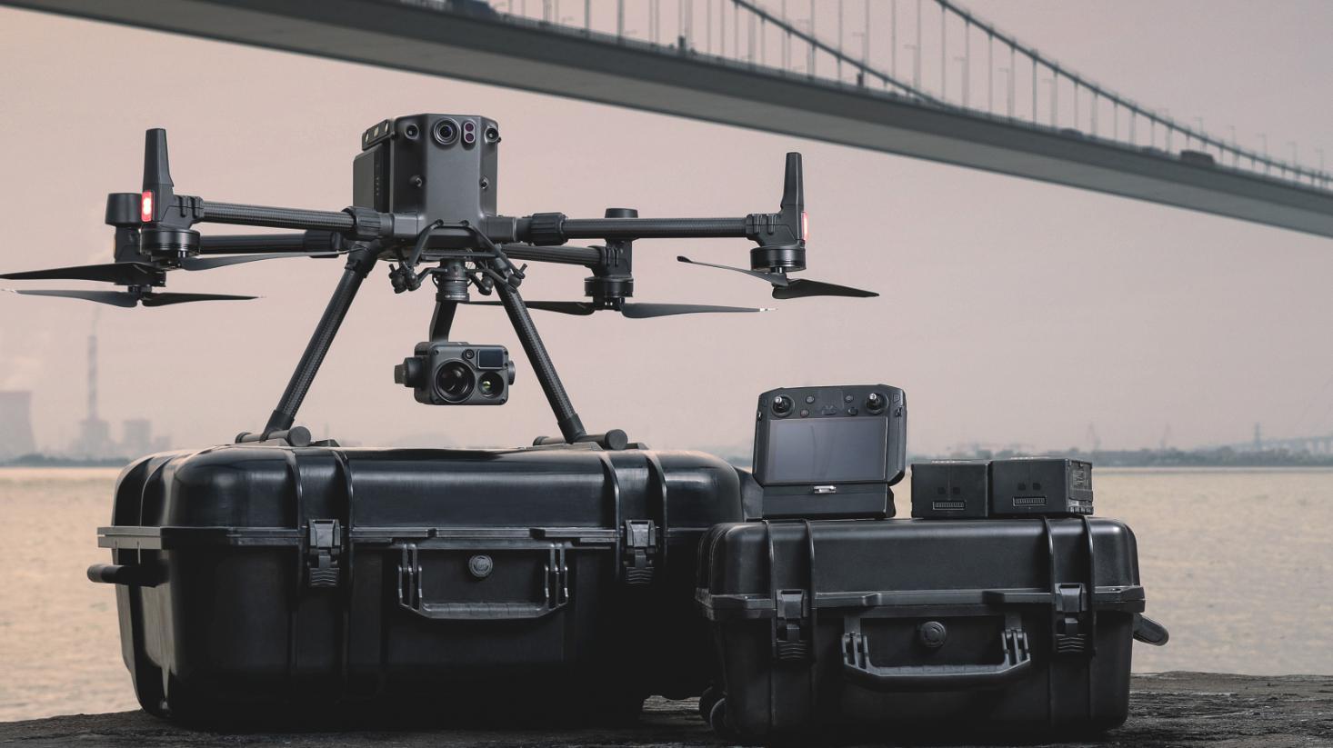 无人机的身体:撑起所有部件的机架